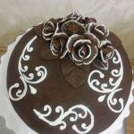 торт девушке на день рождения
