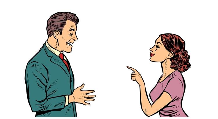 Сильная рассорка для моментального разрыва любимого с соперницей: на расстоянии