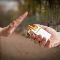Rzucenie palenia a tycie