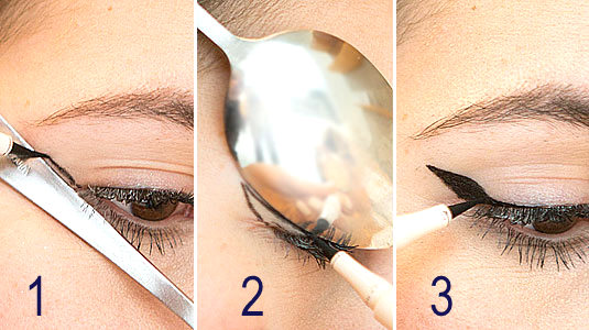 najlepsze triki makijaż oczu