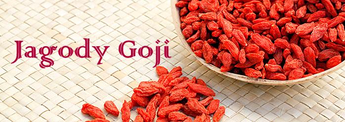 Jagody Goji cudowne owoce