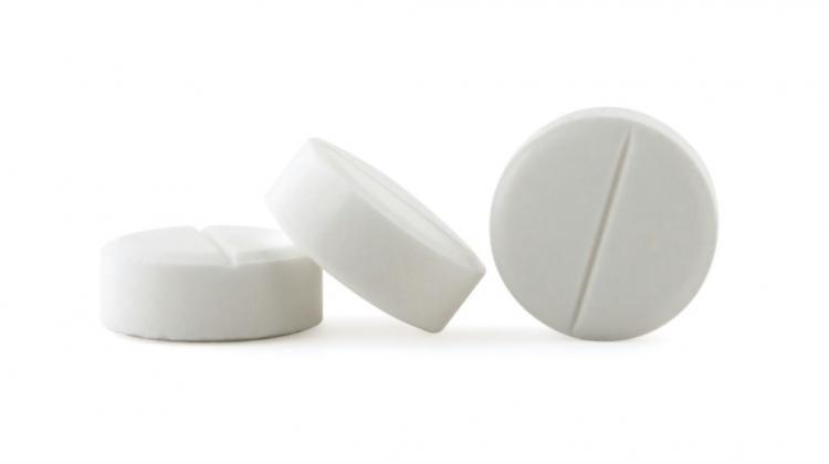 maseczka z aspiryny