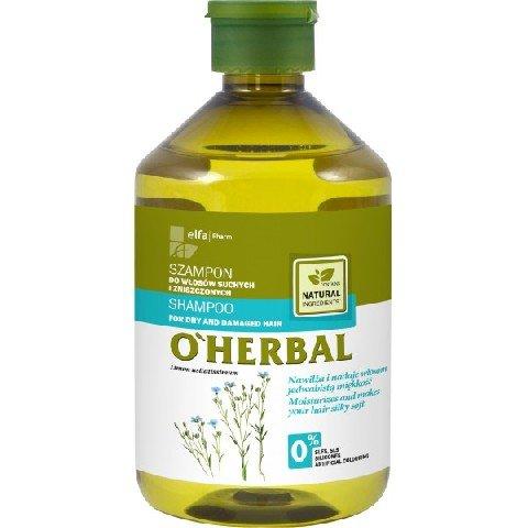 o herbal szampon rossman