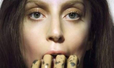 Lady Gaga naakt voor V-Magazine