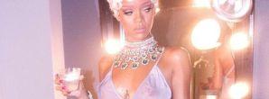 Rihanna doet aan doorkijk in nieuwe videoclip