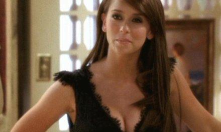 Jennifer Love Hewitt, de grote borsten gifdump