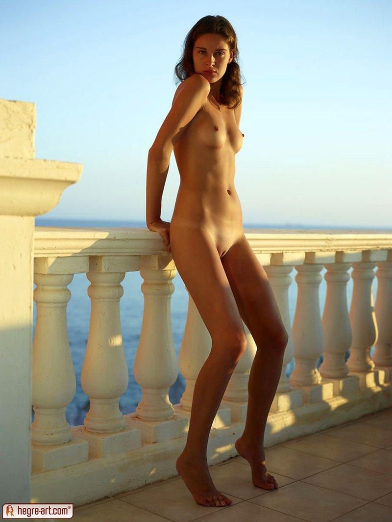 nude maltese girl in bed