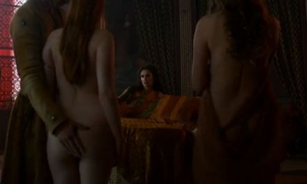 Game of Thrones, seizoen 4, alle naaktscenes