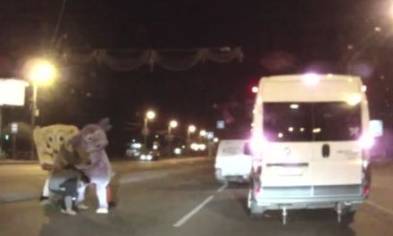 Road Rage in Rusland