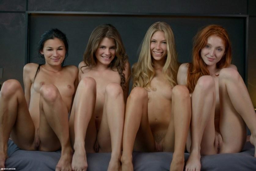 sex damens top 5 mooiste vrouwen