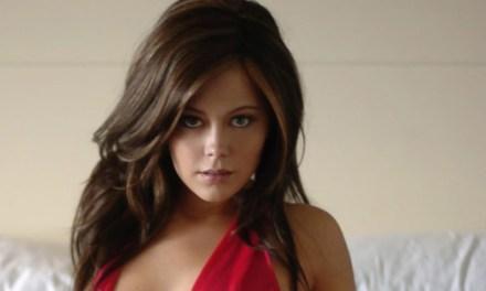 Brooke Lima, mooie vrouw met mooie billen