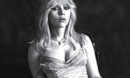 Scarlett Johansson is sexy in W-Magazine