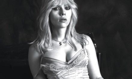 Scarlett Johansson is sexy in W-Magazine