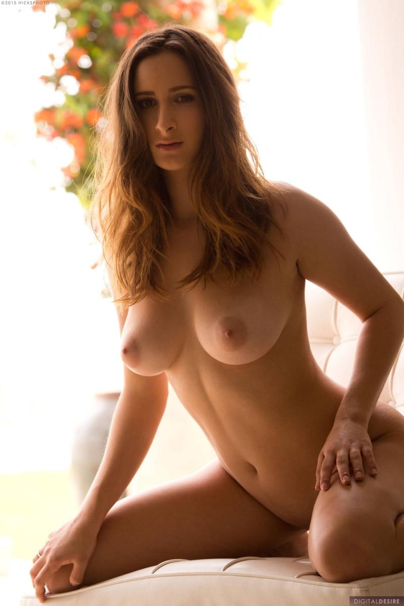 Seks Met - Ashley, Mooie Naakte Vrouw Met Grote Borsten-5677