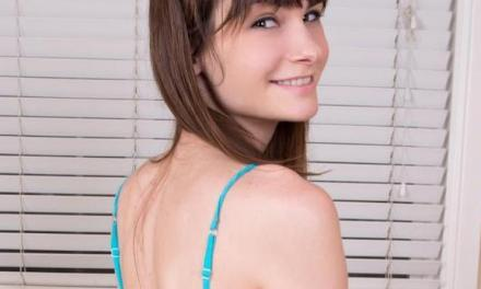 Chloe Skyy op vakantie in Las Vegas, ze heeft geile sex