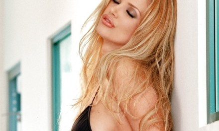 Victoria Zdrok, een geile blonde milf uit Slowakije