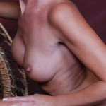 Manon, 38 jaar en een strak lichaam, is biseksueel