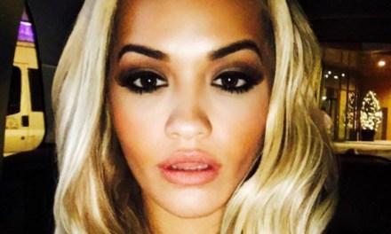 Rita Ora gaat topless voor Terry Richardson en Lui Magazine