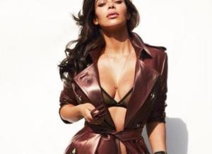 Kim Kardashian naakt, dat is altijd goed