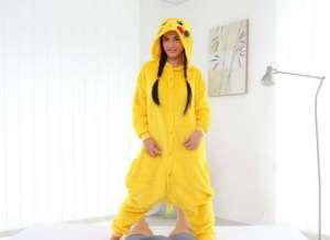 Geile Pikachu heeft sex