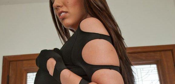 Kelly Divine, BBW met grote jetsers en big booty, wordt anaal geneukt