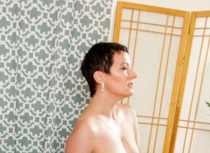 Jayme Langdord, erotische lesbische sex