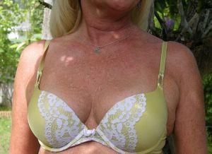 Blonde amateur moeder