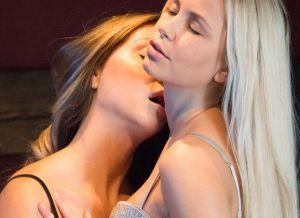 erotische lesbische seks