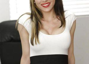 Jeannie Marie Sullivan, pornoster als geile lerares