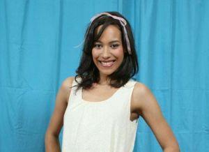 Courtney Page, geile latina tiener met kleine tieten