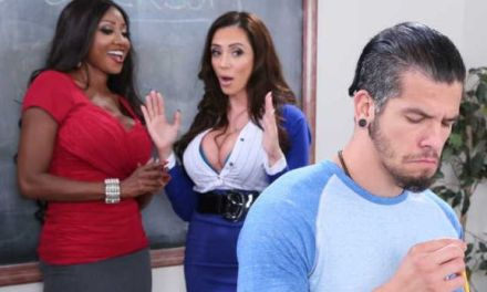 Professor laat per ongeluk pornovideo zien tijdens een college 📷