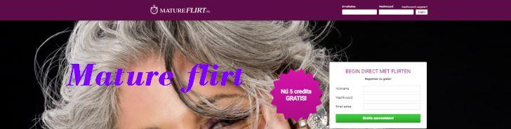 Mature Flirt - flirt met oudere vrouwen