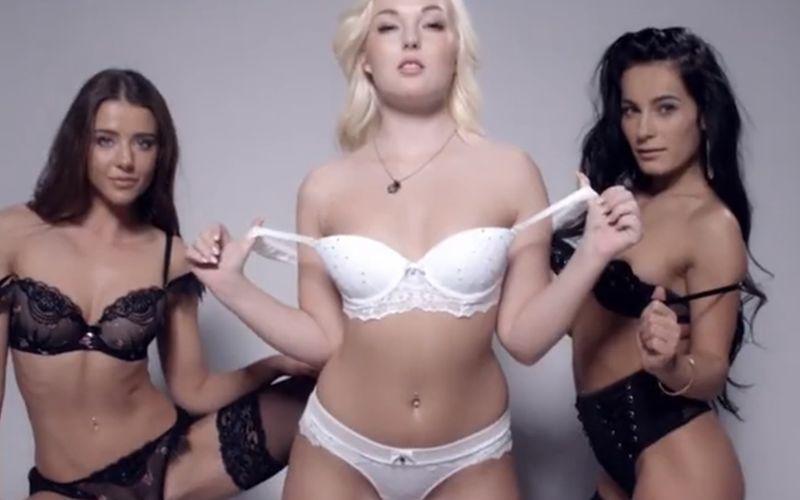 Sexy Lesbische orgieën