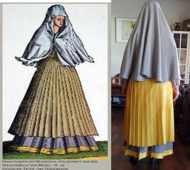 Code geel. Kledingvoorschriften voor prostituees in de late Middeleeuwen