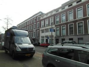 Het pand waar Kinky.nl is gevestigd