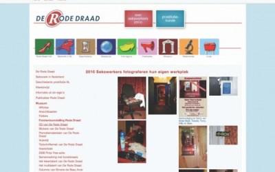 Websites van De Rode Draad