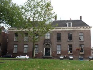 Het Blauwhuis in Schiedam