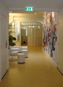 Interieur Prostitutie en Gezondheid in Amsterdam.