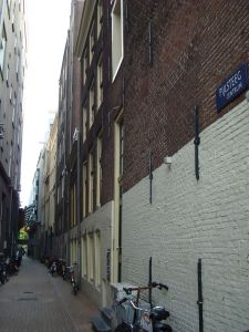 Pijlsteeg in Amsterdam