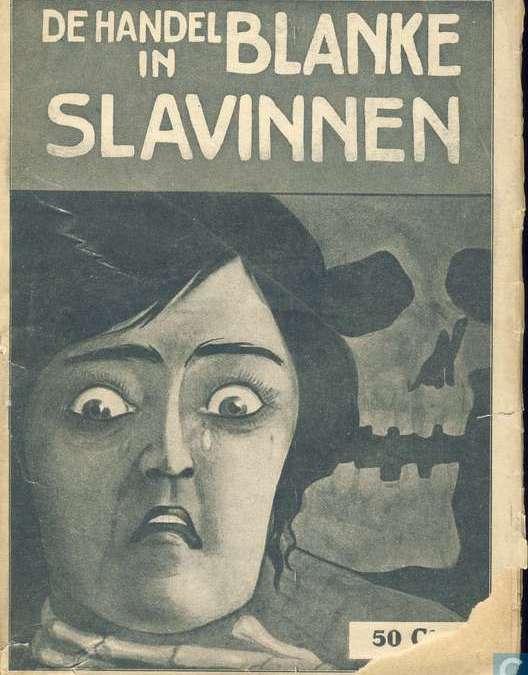 Eind 19de eeuw: Actie van Nederlandse overheid tegen handel in blanke slavinnen