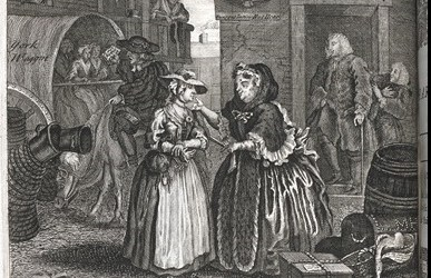 Prostitutie in de 18de eeuw in Rotterdam
