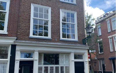 Twee befaamde sekswerkers in den Haag in de twintigste eeuw