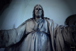 Figura Chrystusa z Hali Chrztów, Kościół Pokoju w Świdnicy