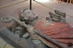 Gotycka tumba św. Bernwarda