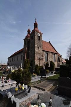 Kościół w Wierzbnej pw. Wniebowzięcia NMP