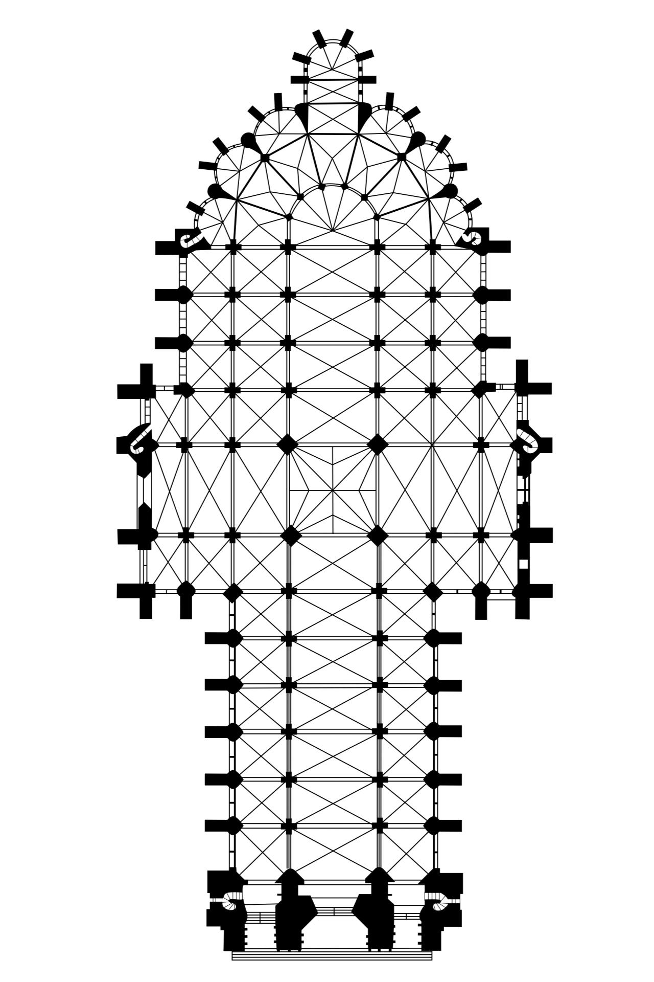 Jak budowano gotyckie katedry?
