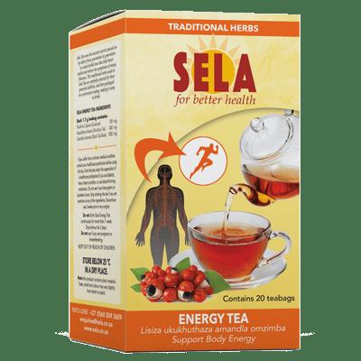 Sela Energy tea