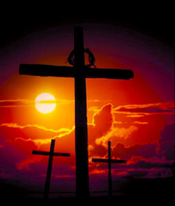 Message of the love of God is the message of the cross