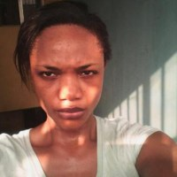 """MISS WORLD? NAH, MISS KINGDOM! SEE WHAT """"I'M RICH"""" CROONER ADA LOOKS LIKE WITHOUT MAKEUP"""