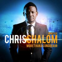 "GOSPEL MUSIC MINISTER CHRIS SHALOM'S ""MORE THAN A CONQUEROR"" ALBUM SAVES MAN FROM TWO SUICIDE ATTEMPTS"